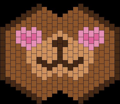 Cute Bear Mask