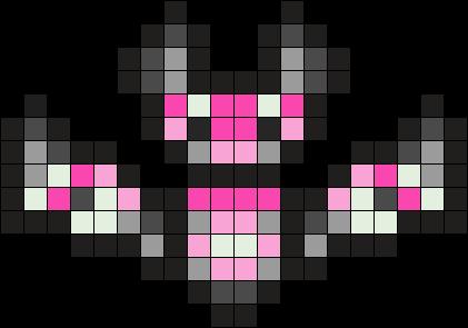 Smokey-pink Bat