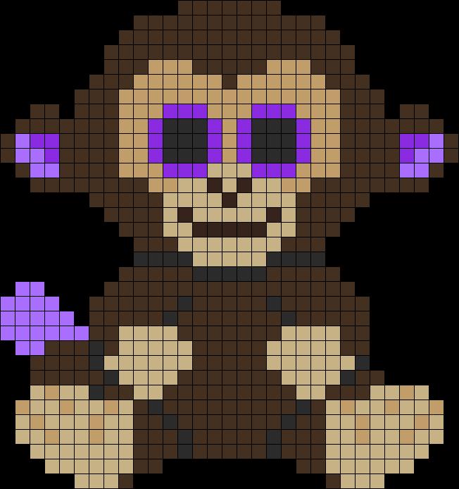 Coconut Monkey Beanie Boo