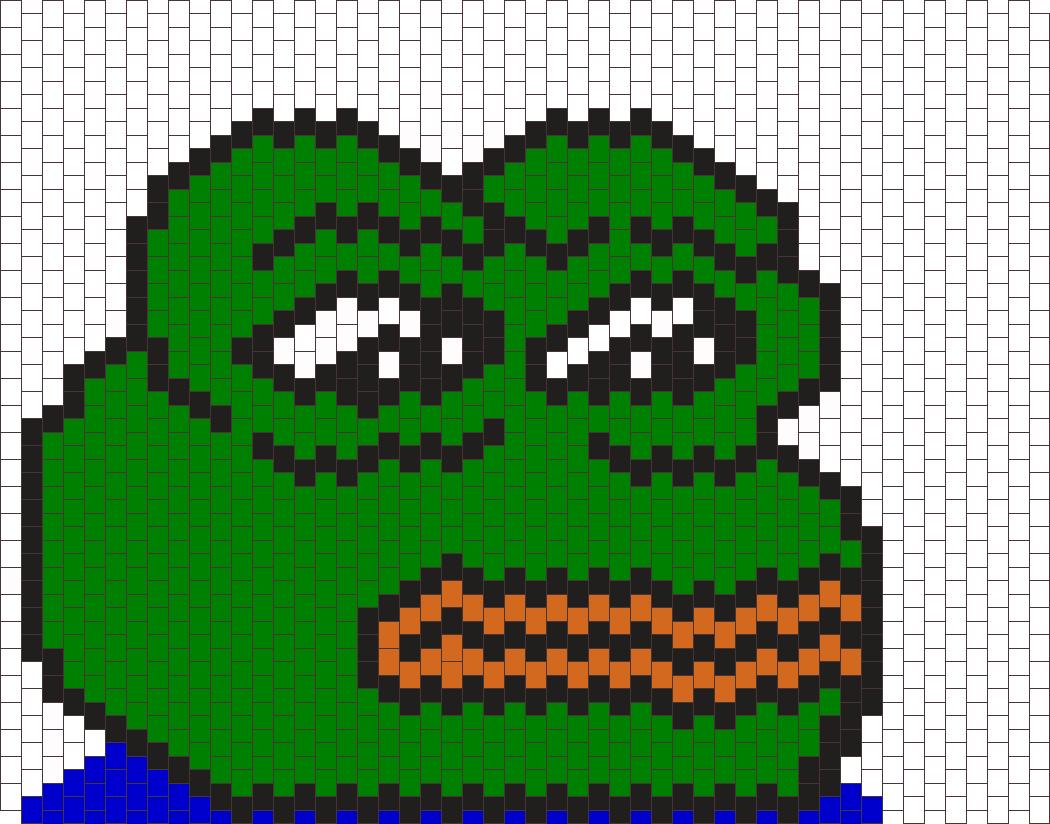 Sad Frog Feels