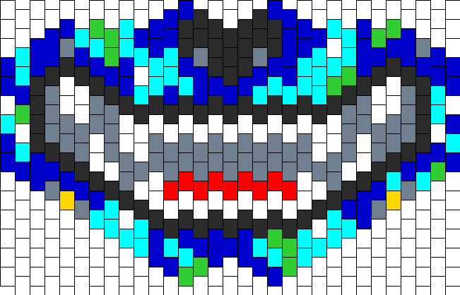 Seismitoad Wolf Styled Mask