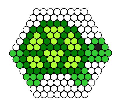 Turtle Perler