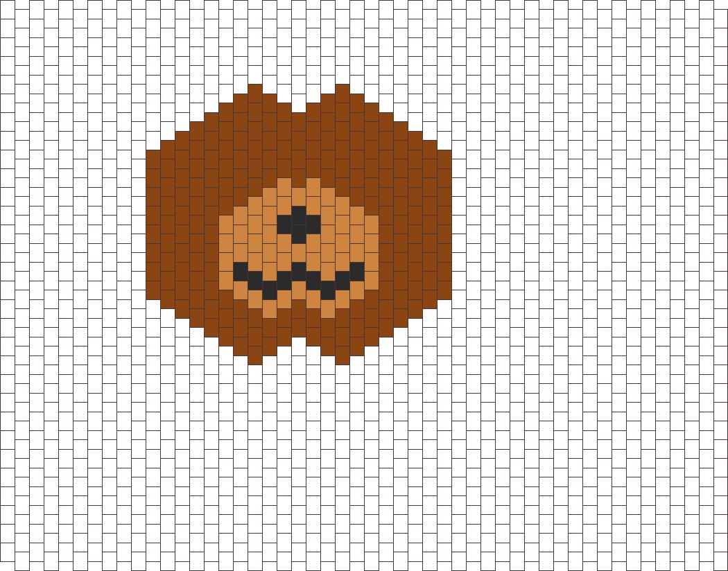 teddy bear mask