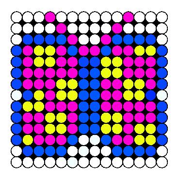 Butterfly Perler Bead Pattern / Bead Sprite