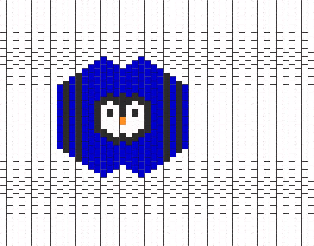 penguin mask