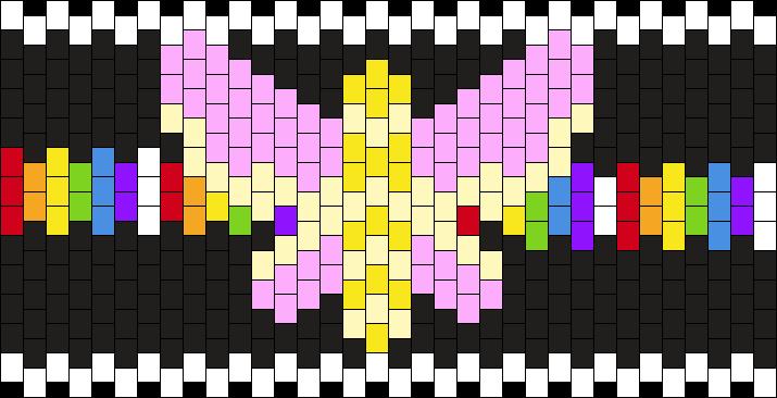 Moth Kandi Pattern