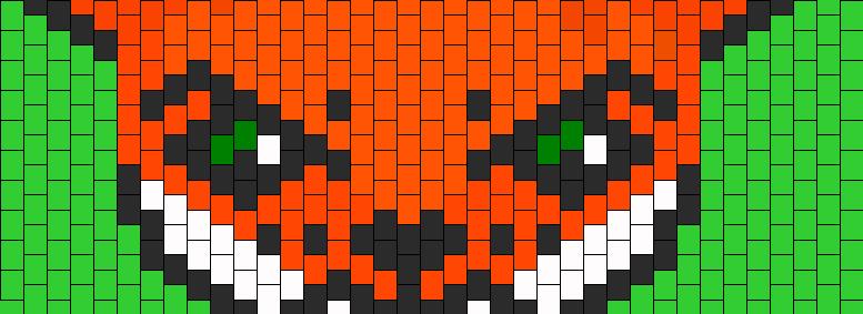 FOX Kandi Pattern