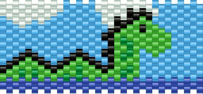 Nessie Kandi Pattern