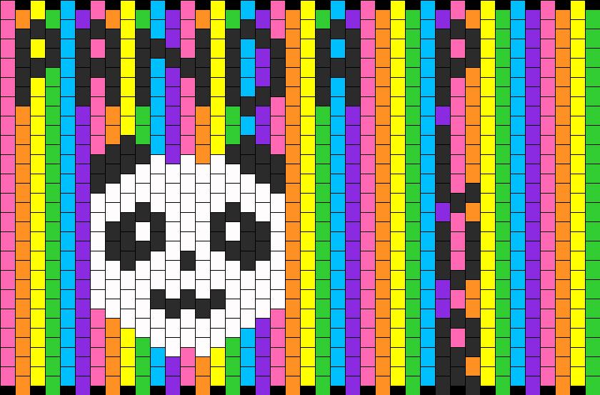 Panda Plur Cuff or Poster