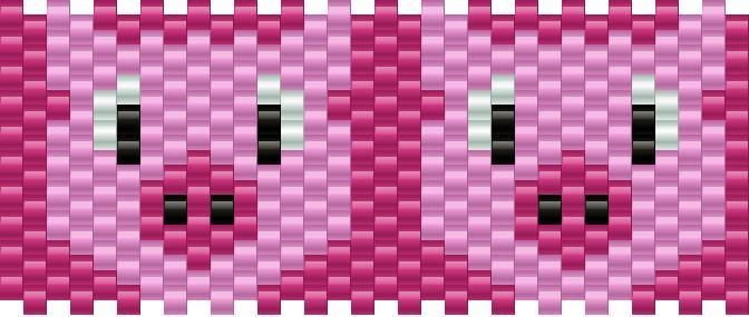Pig Kandi Pattern