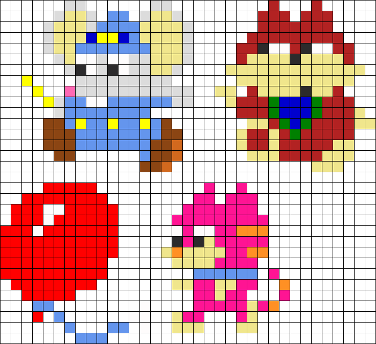 Mappy Balloon And Foes