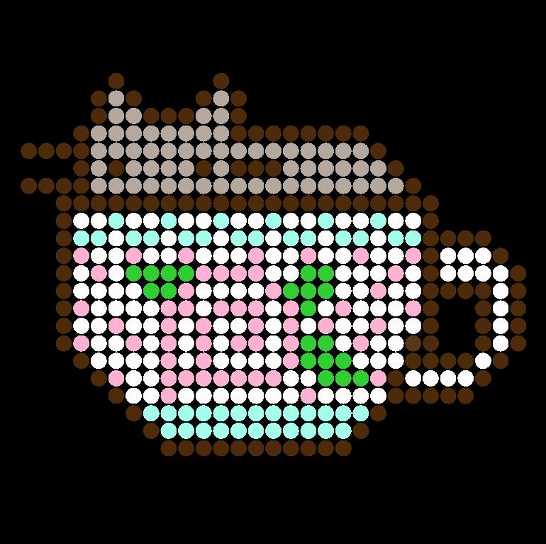 Tiny 2 Perler Bead Pattern / Bead Sprite