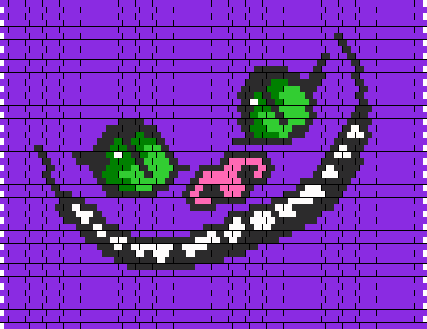 Cheshire Cat Face