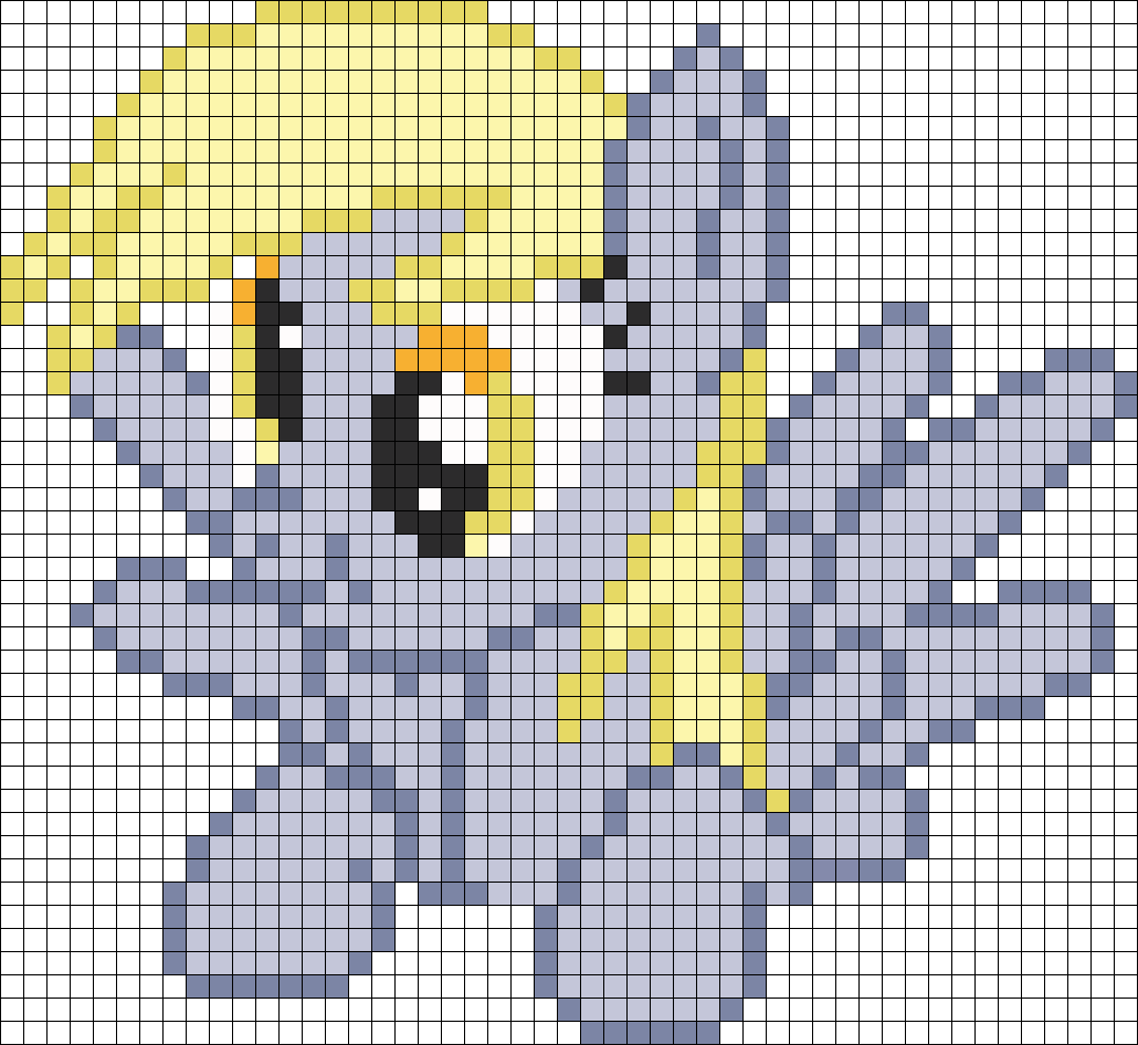 Derpy Hooves Munching