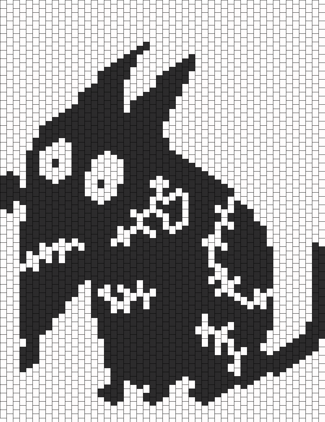 Sparky From Frankenweenie Silhouette