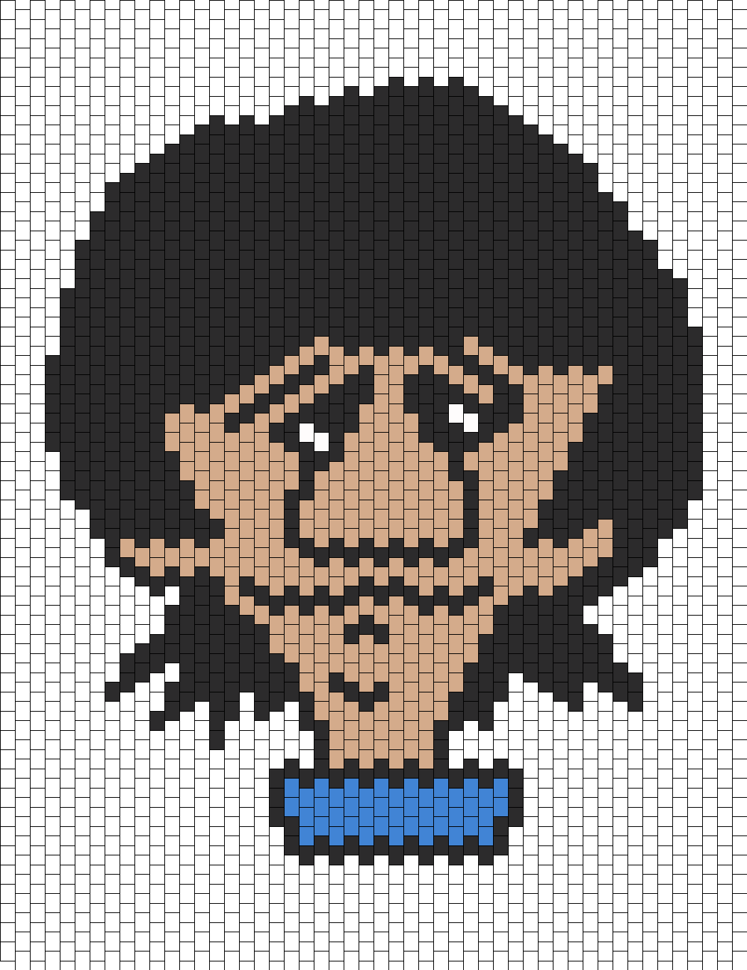 Ringo Star From The Beatles Cartoon