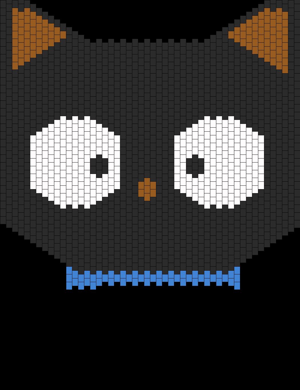 Chococat Face