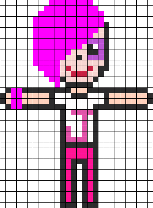 Jeffree Star Perler