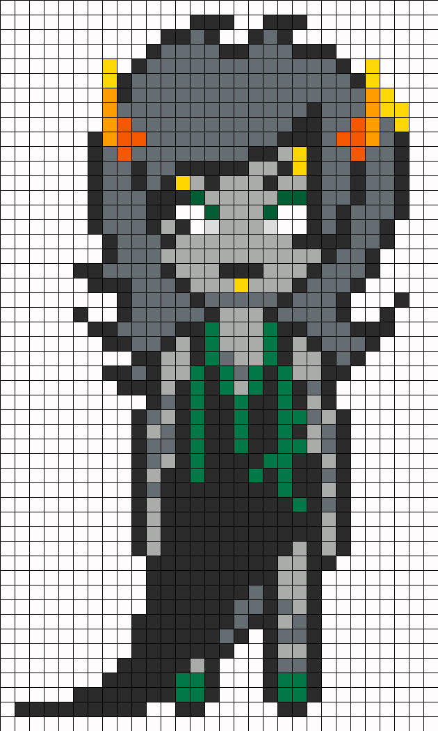 Porrim Maryam Homestuck Openbound Sprite