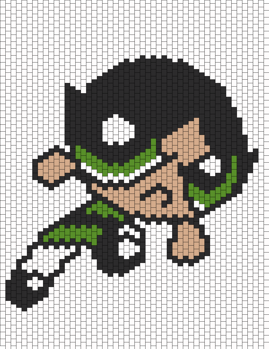 Buttercup from The Powerpuff Girls