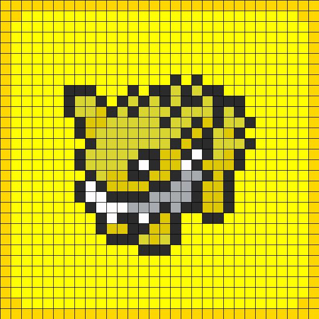 Jolteon Pokemon Coaster Set2