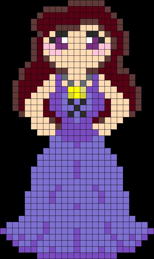 Ursula In Human Form AKA Vanessa