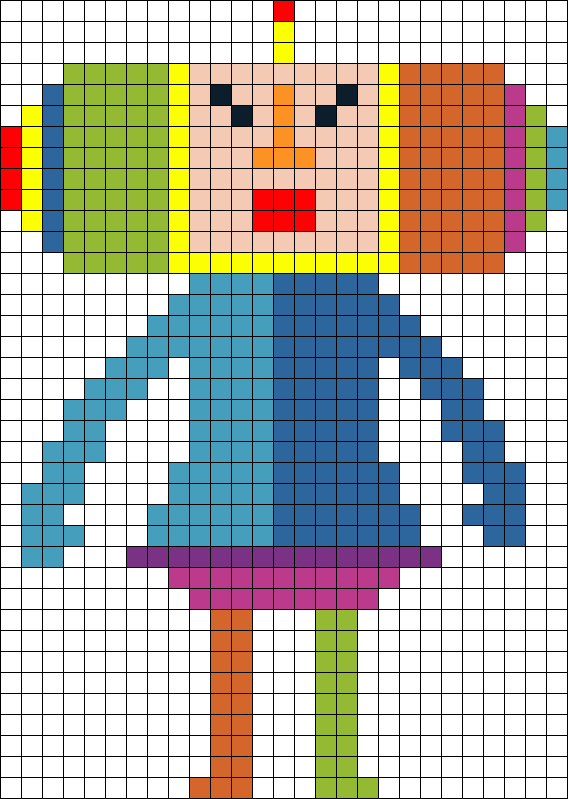 Marcy From Katamari Damacy