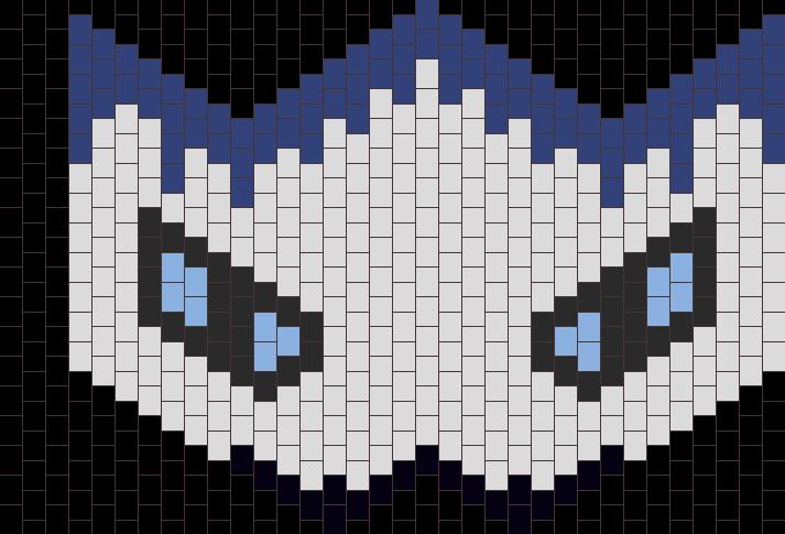 Killer Frost Mask