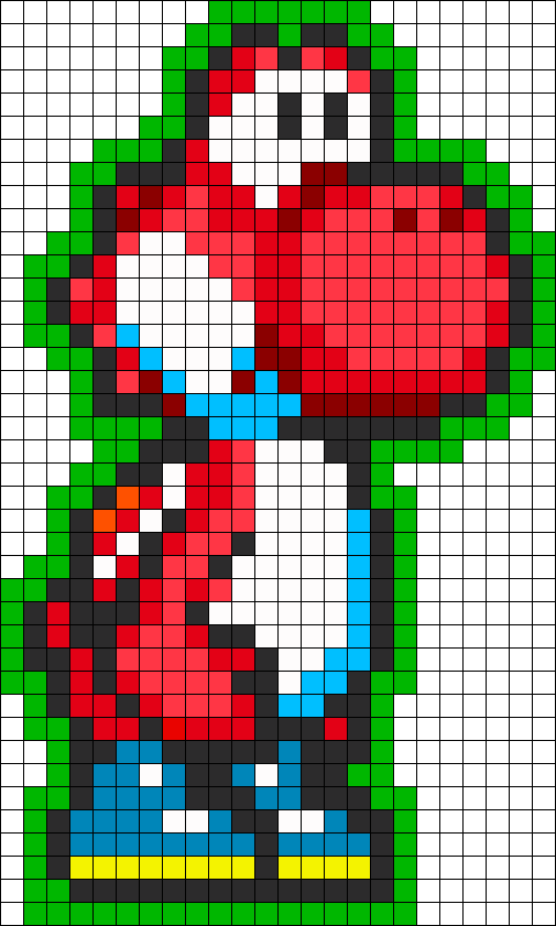 Red Yoshi Ds