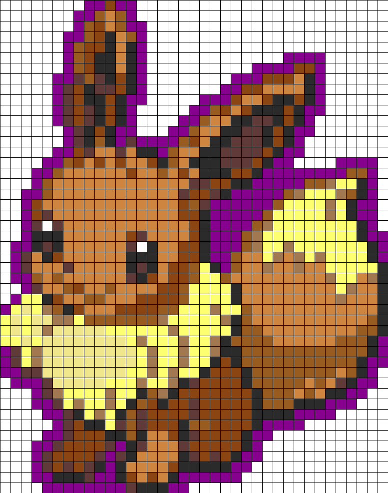 Eevee Normal Pokemon