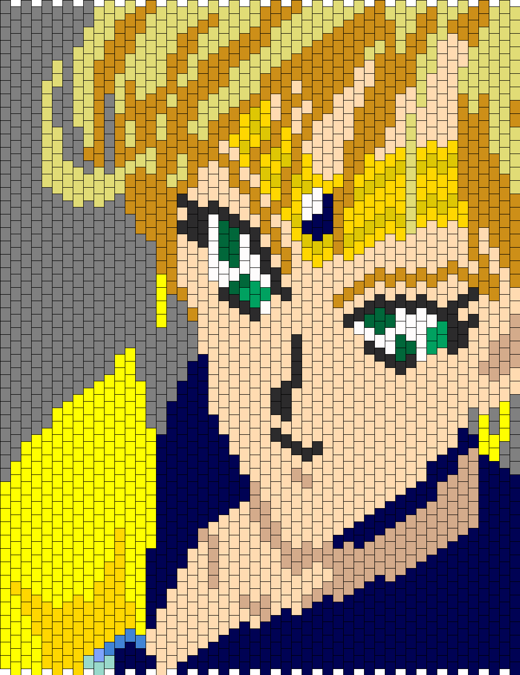 Sailor Uranus Panel