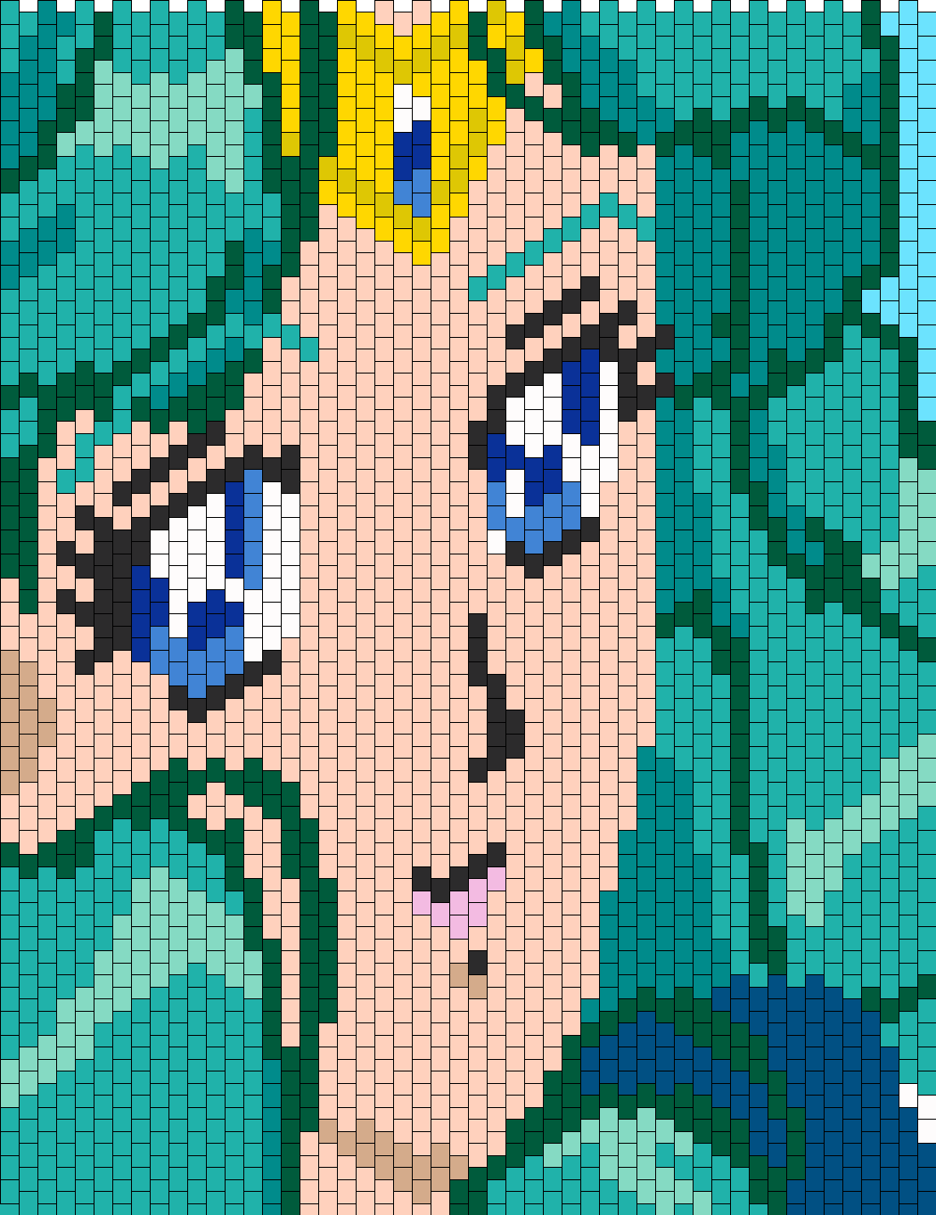 Sailor Neptune Panel