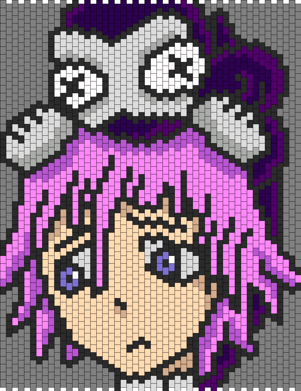 Crona And Ragnarok From Soul Eater