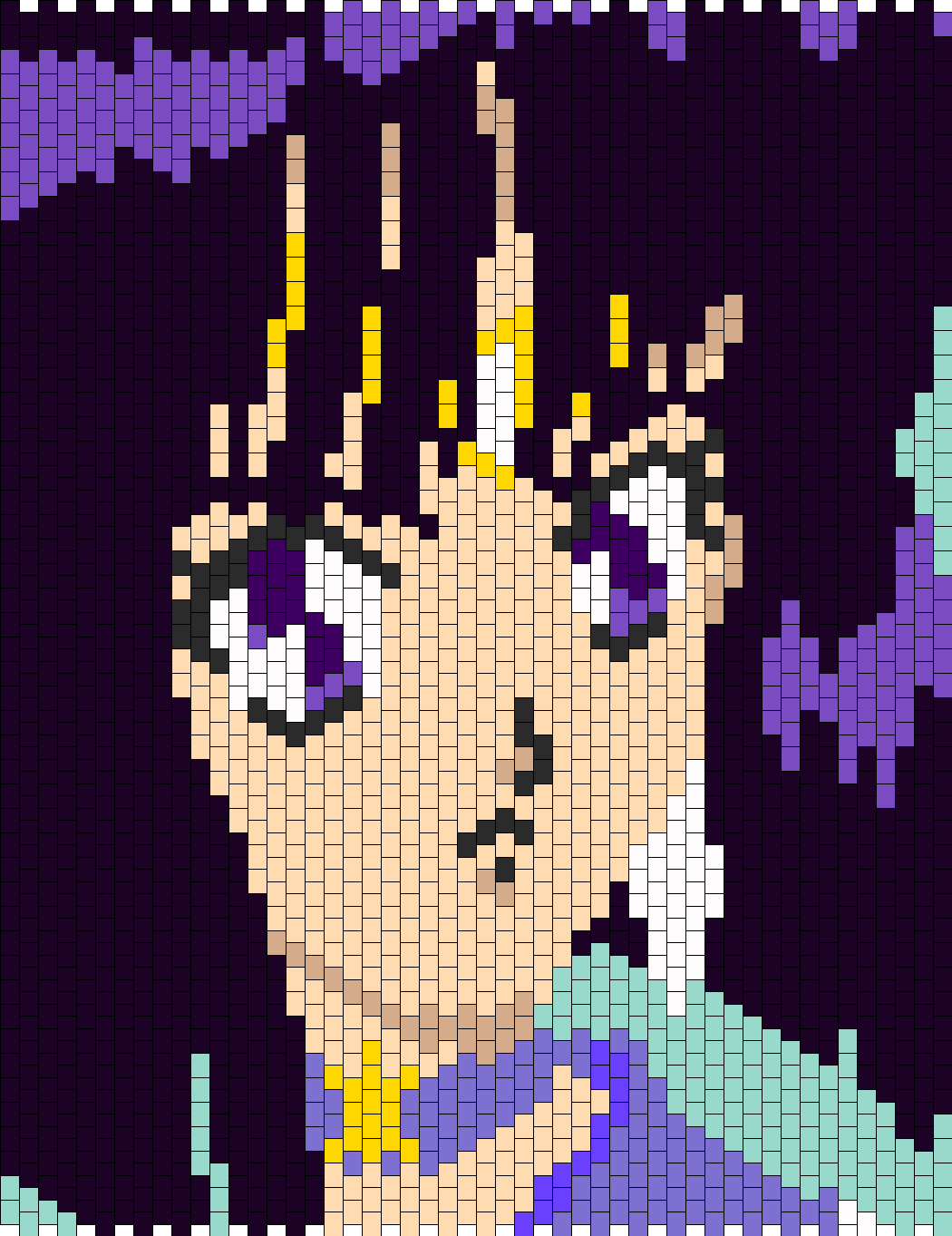 Sailor Saturn Panel