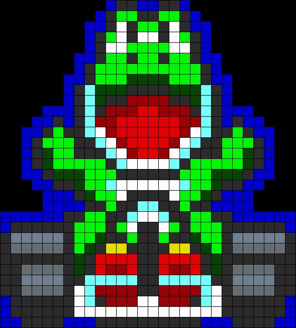 Yoshi Kart Goal