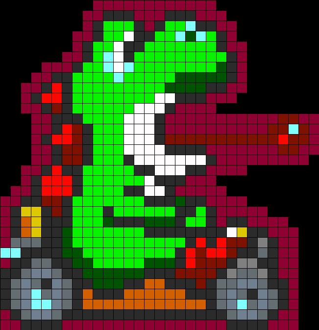 Yoshi Kart Page