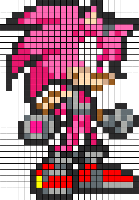 Amy Rose Hedgehog