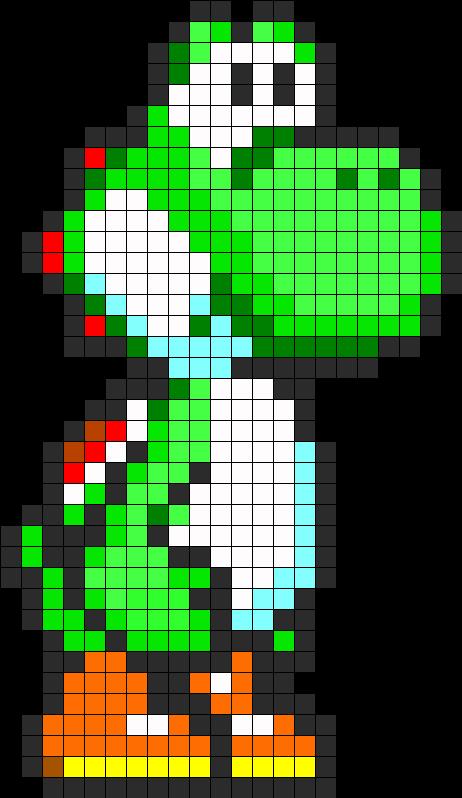 Green Yoshi Ds