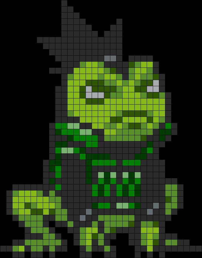 Nara Shikamaru Frog Mode Sprite