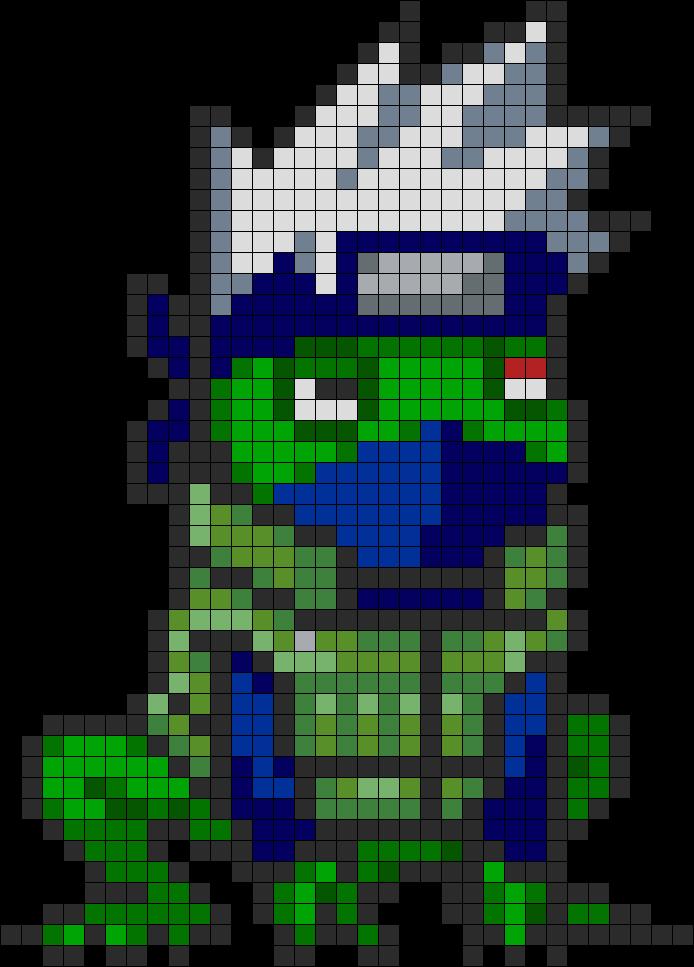 Hatake Kakashi Frog Mode