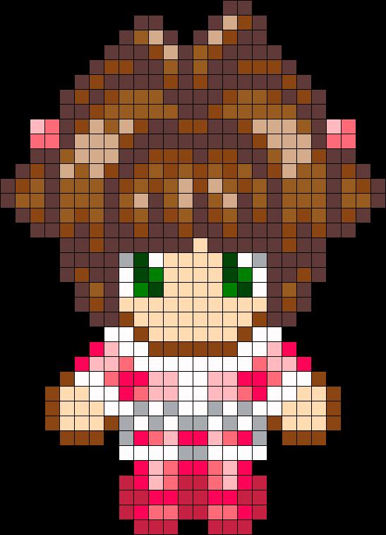 Sakura Kinomoto Pink Outfit