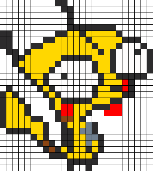 Pikachu Gir