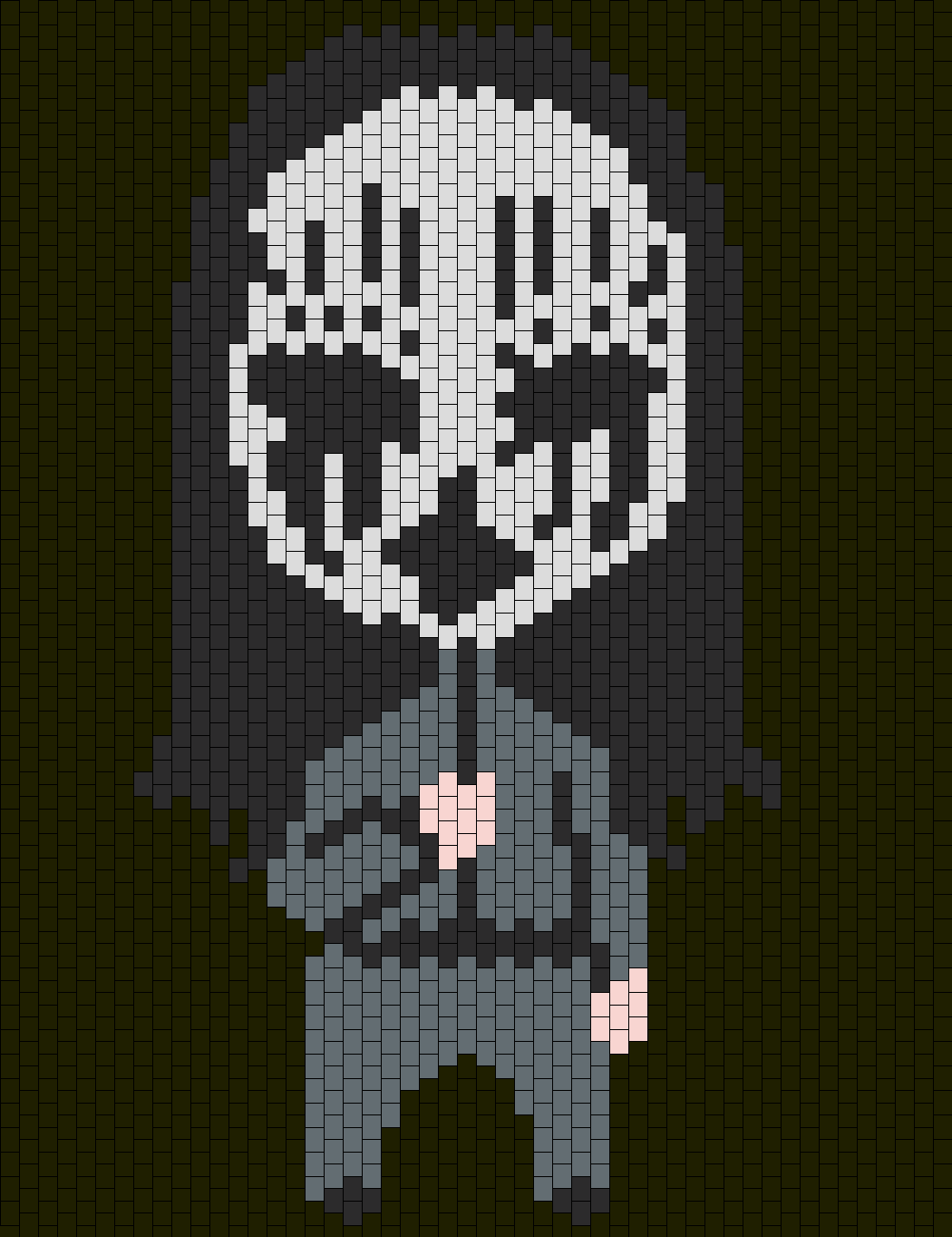 Slipknot Jim Bead Pattern