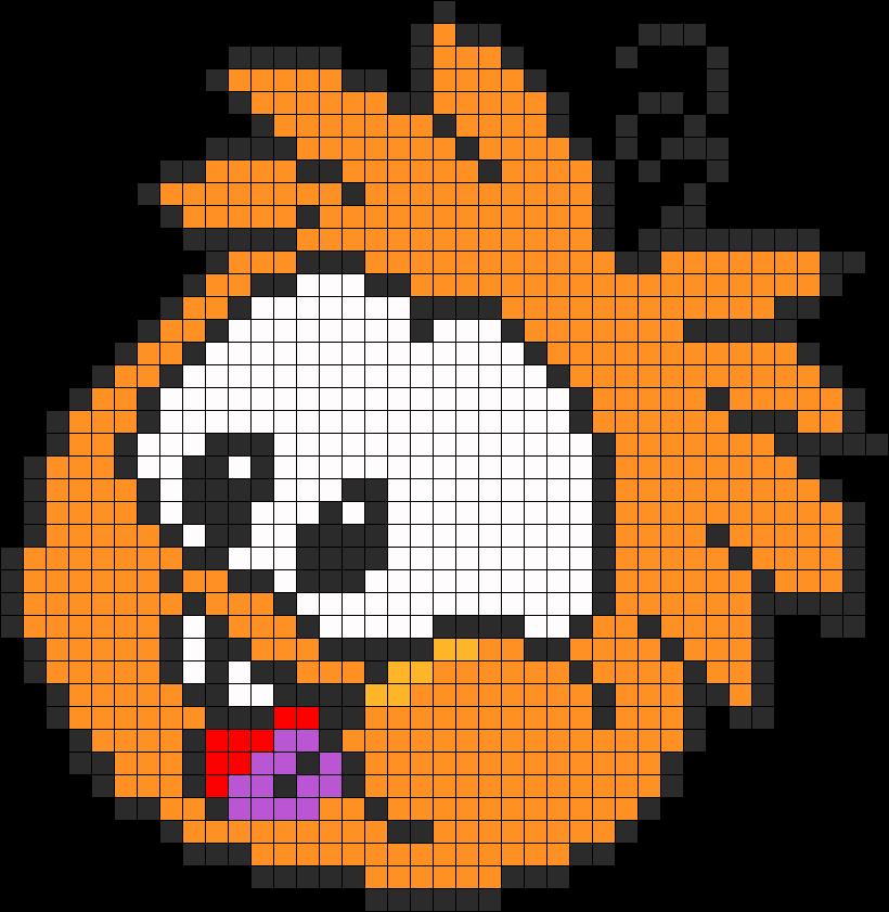 Orange Puffle
