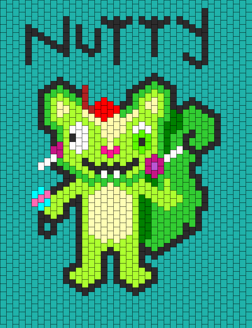 Nutty From Happy Tree Friends