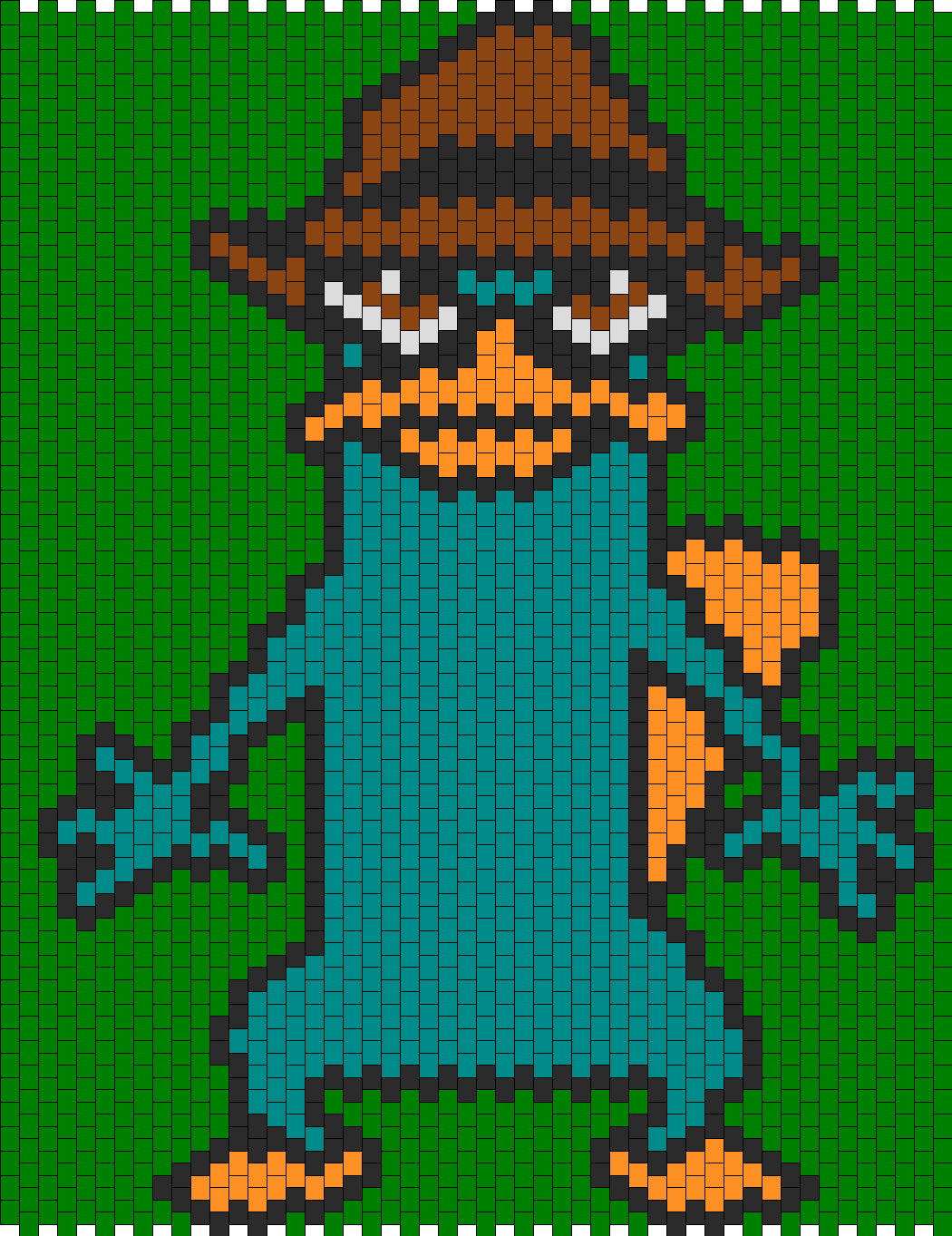 Perry The Platypus Undercover