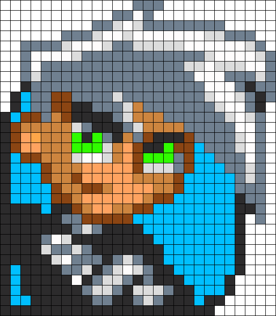 Danny Phantom Icon