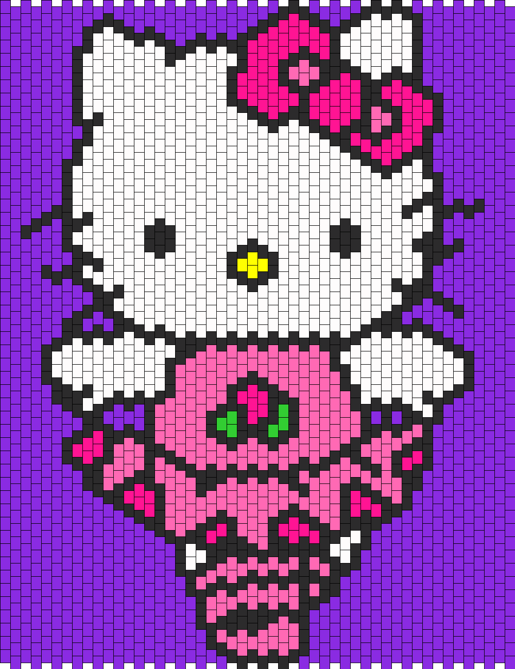 Hello Kitty Ballet