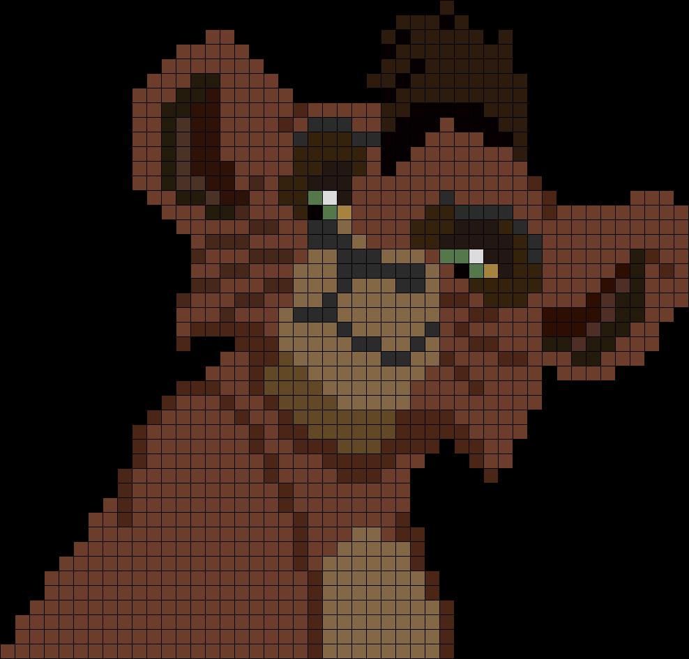 Kovu Smug Cub