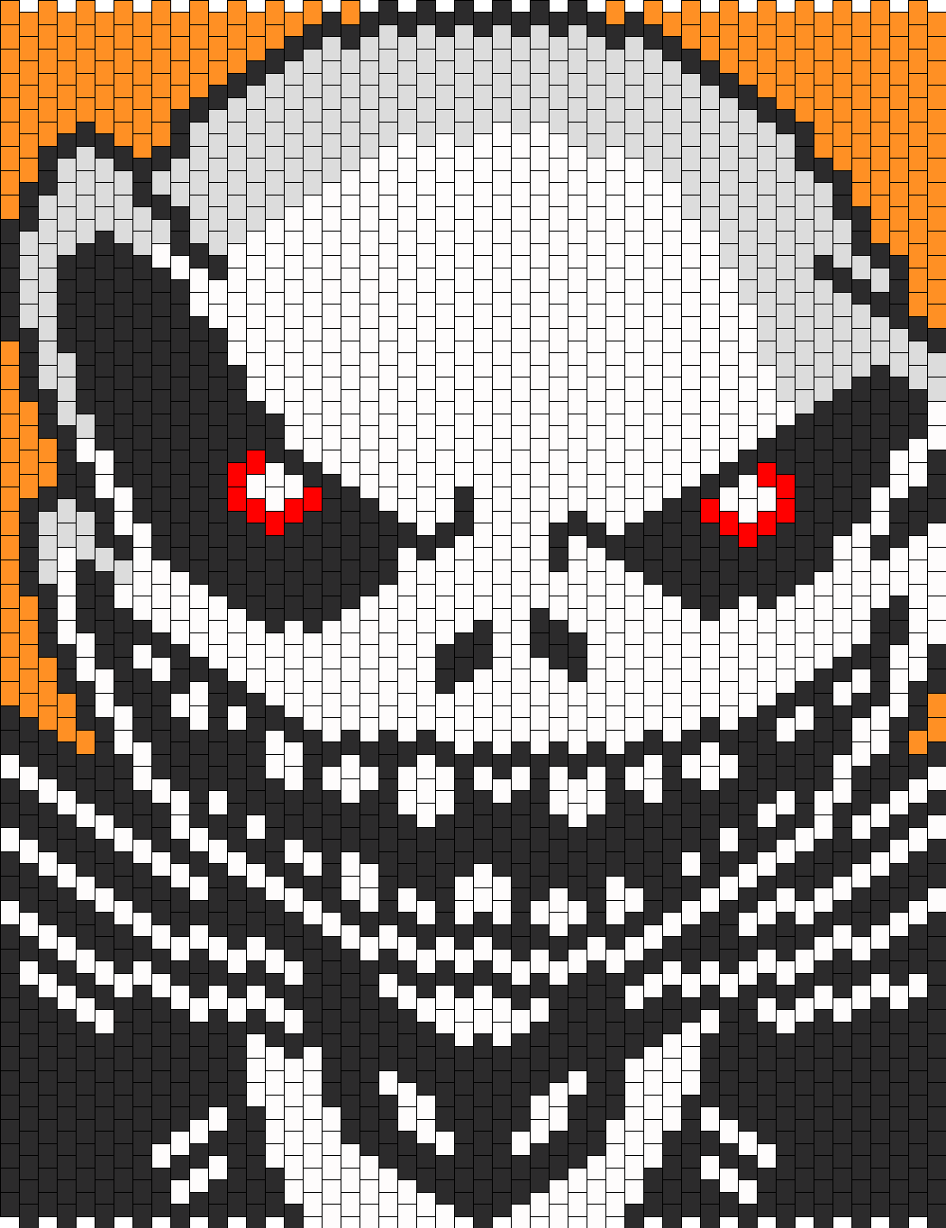Evil Jack Skellington From The Nightmare Before Christmas